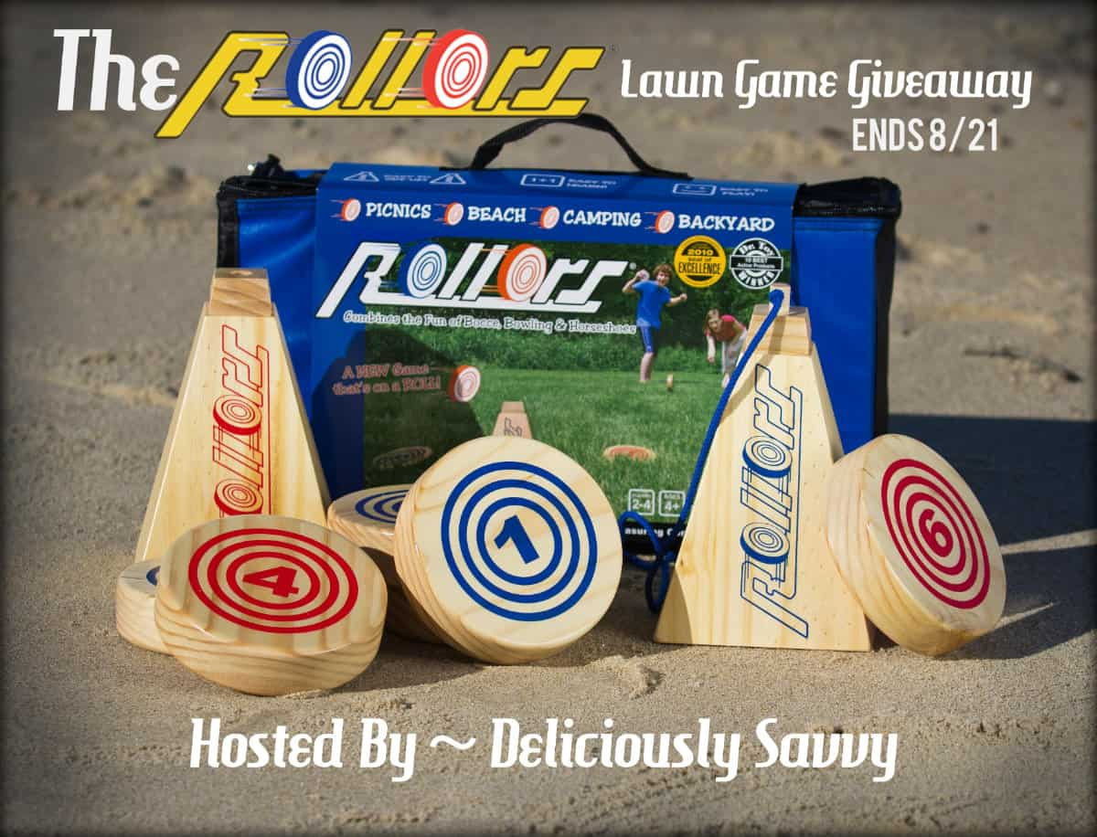 The Rollors Lawn Game Giveaway!