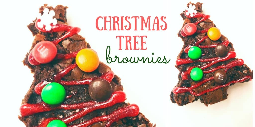 Christmas Tree Brownies: Kid-Made Holiday Treats