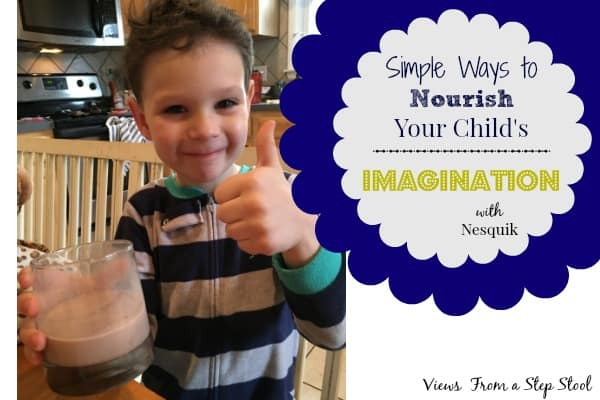 Simple Ways to Nourish Your Child's Imagination