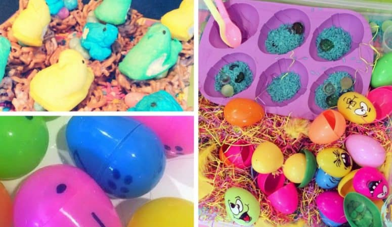 Easter Activities for Kids PLUS an Easter Gift Guide!