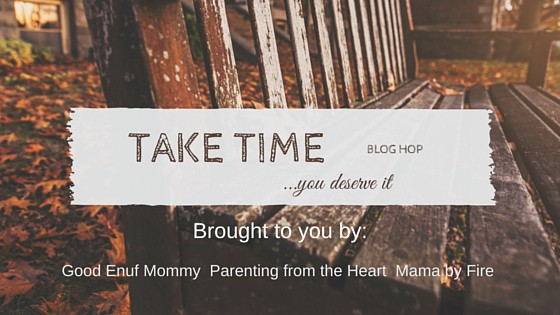 April #TAKETIME Link Up! Spring is in the Air