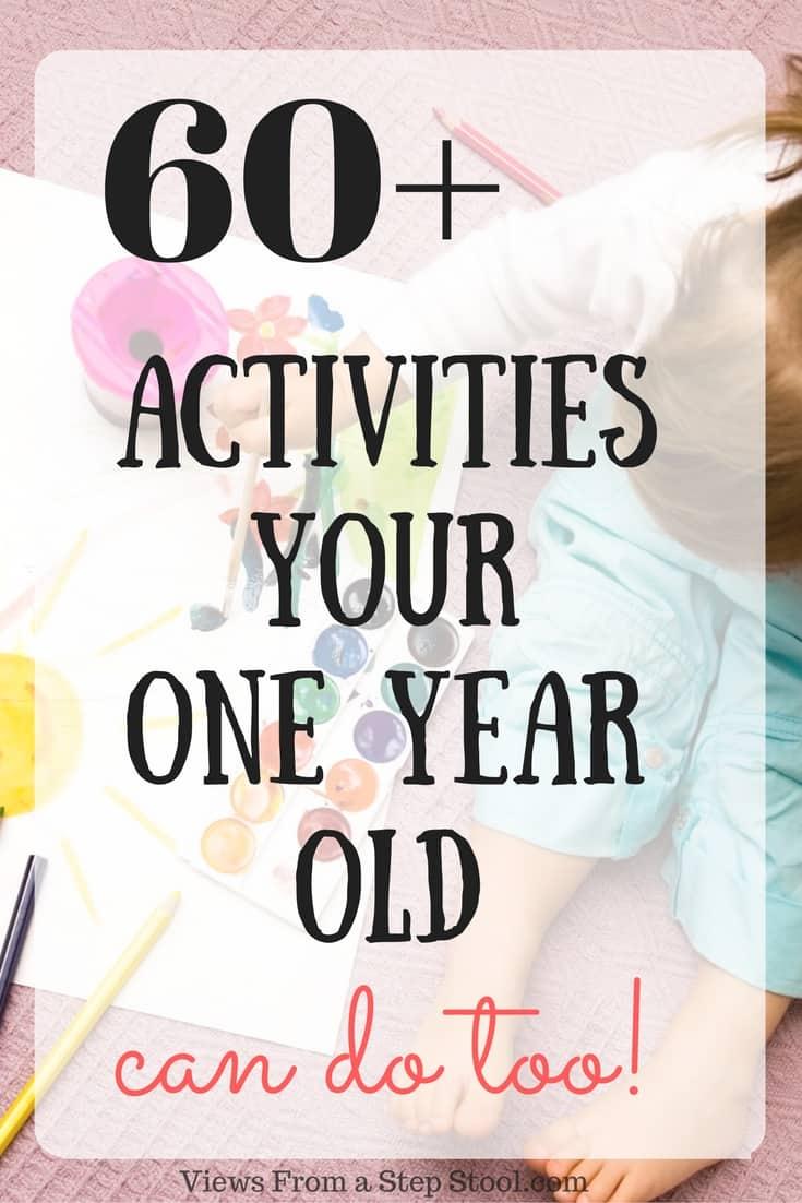 Activities For 2 Year Olds From Views From A Step Stool