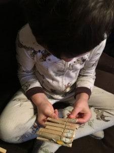 Before bedtime learning