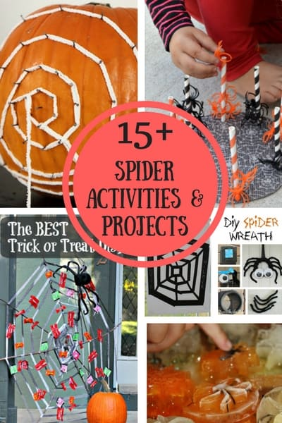 Tons of spider themed activities, crafts, snacks, and sensory play to keep you and your children busy and learning! Join the #PowerofPlay52 community!