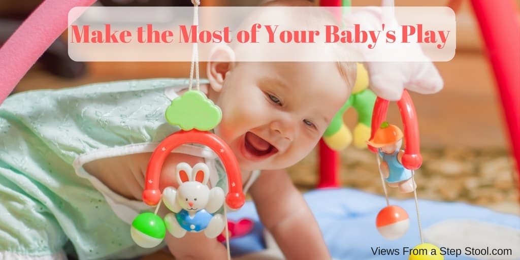 Simple Activities for Baby Play