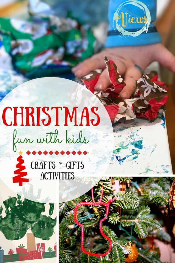 Here are some fun Christmas activities for kids to keep the littles busy (and even learning!) over Winter break or while prepping for the big day!
