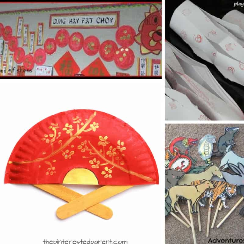 These Winter crafts for preschoolers all fit within some common themes for this age: arctic animals, hibernation, snow/cold and Chinese New Year.