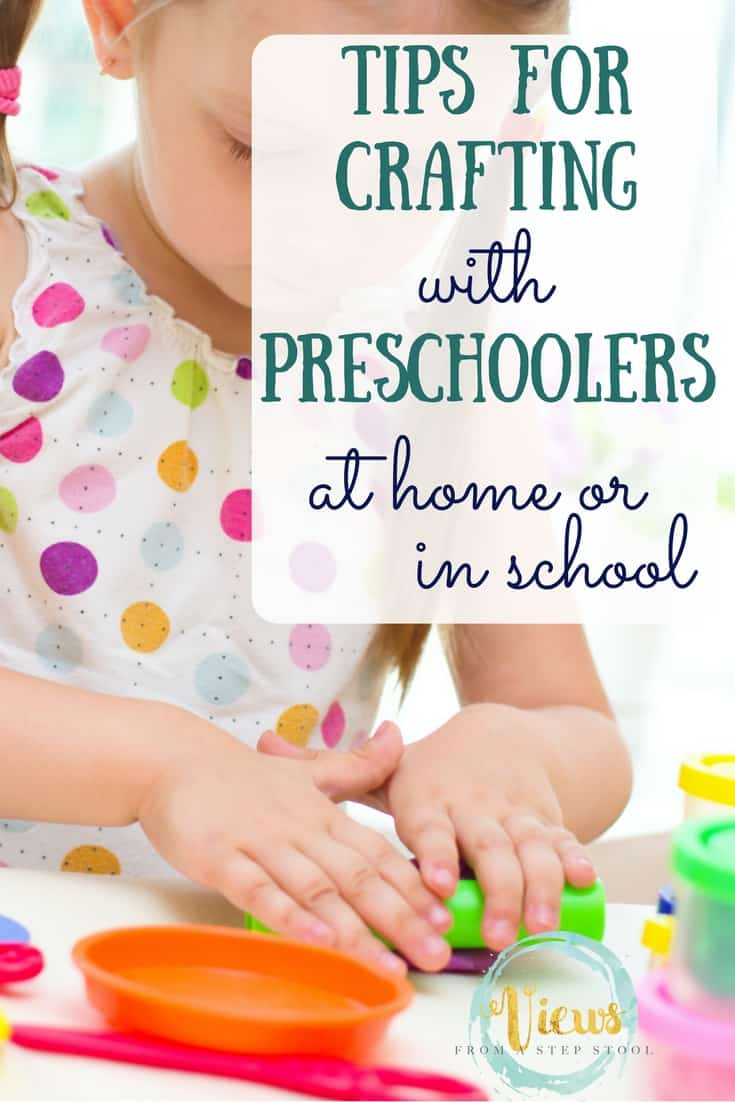 These tips for crafting with preschoolers will help keep the process clean and successful with kids. Article also includes Winter crafts for preschoolers all fit within some common themes for this age: arctic animals, hibernation, snow/cold and Chinese New Year.