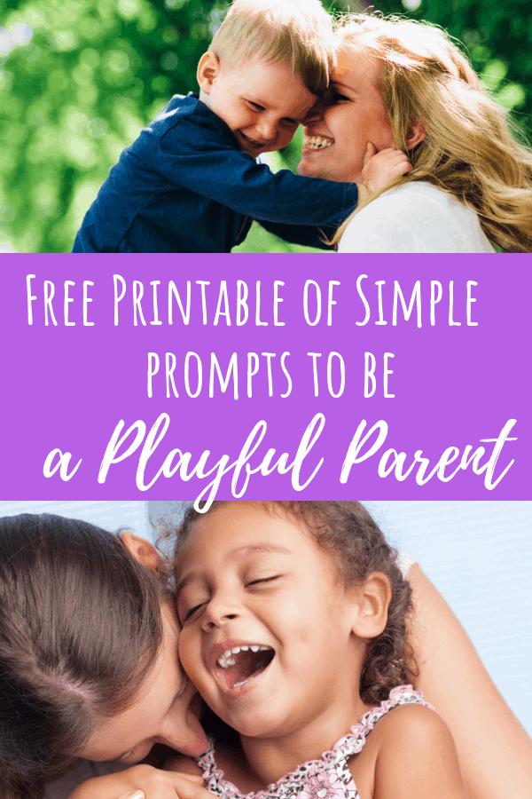 Playful Parenting pin 3