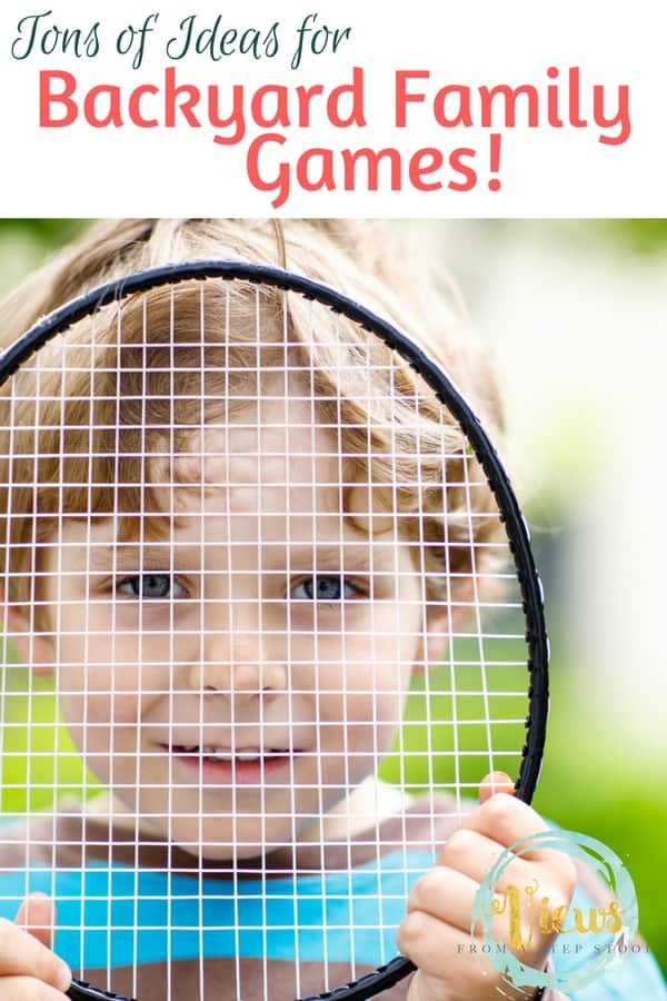 Lawn Games for the Family: Backyard, Summer Fun!