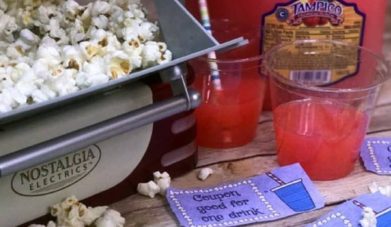 Host a Movie Night Your Kids Will Love! Plus Free Printable Invitations