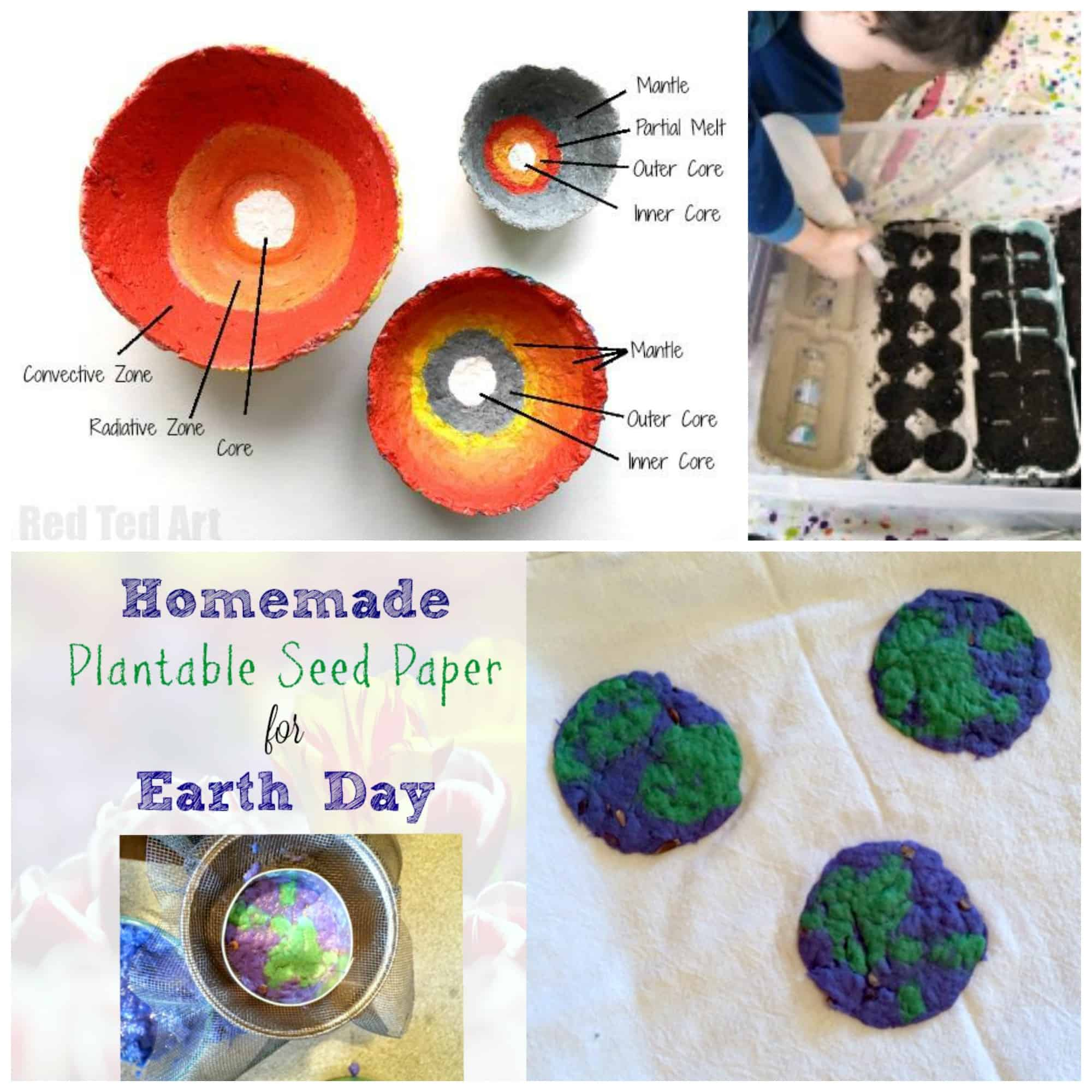earth day crafts squarea