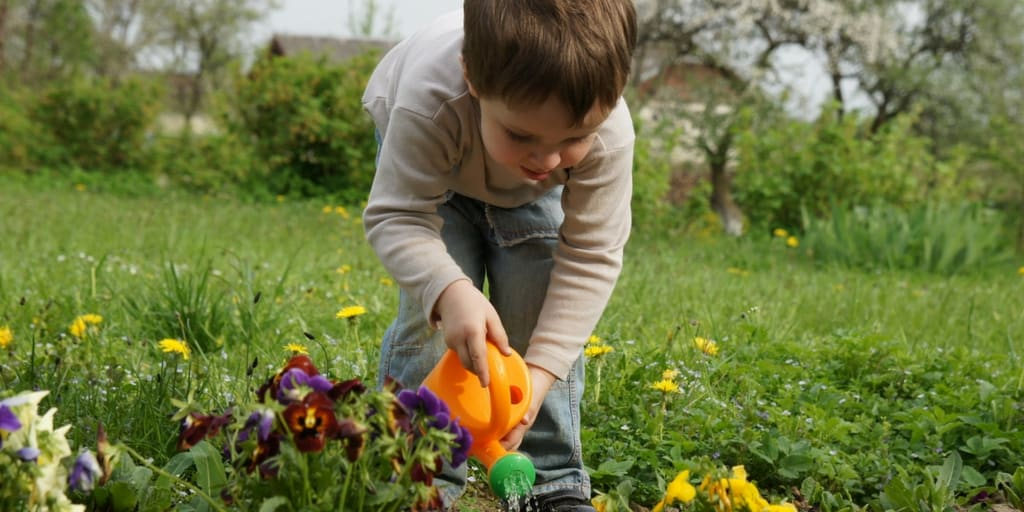 20+ Ways to Garden with Kids