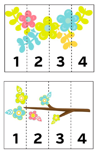 These Spring themed printable games are perfect for learning and playing with toddlers and preschoolers. Bingo, I-Spy, Puzzles and more.