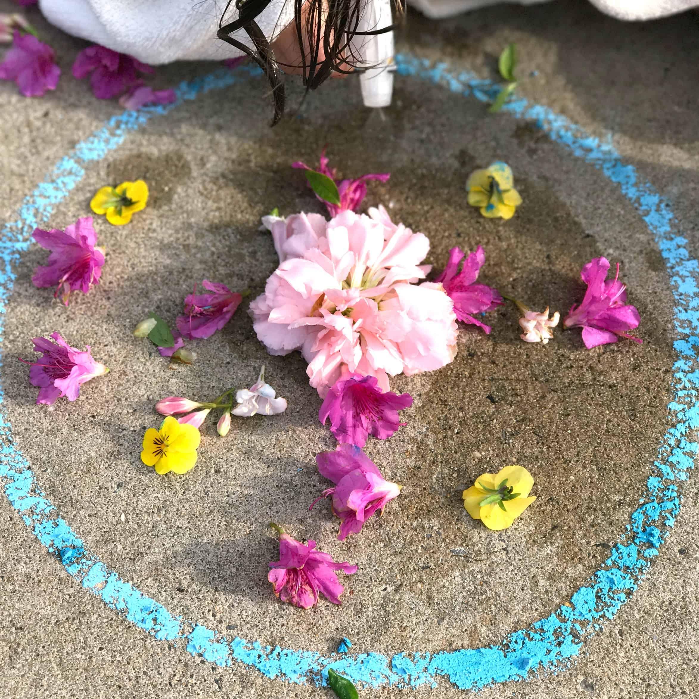 flower mandala 8