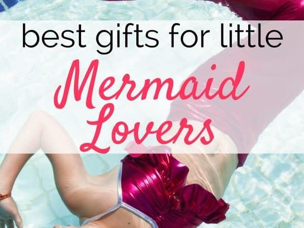 Best Mermaid Gifts for Kids