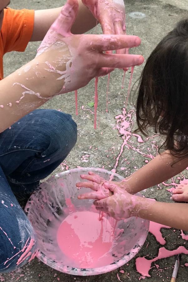 drip painting 8
