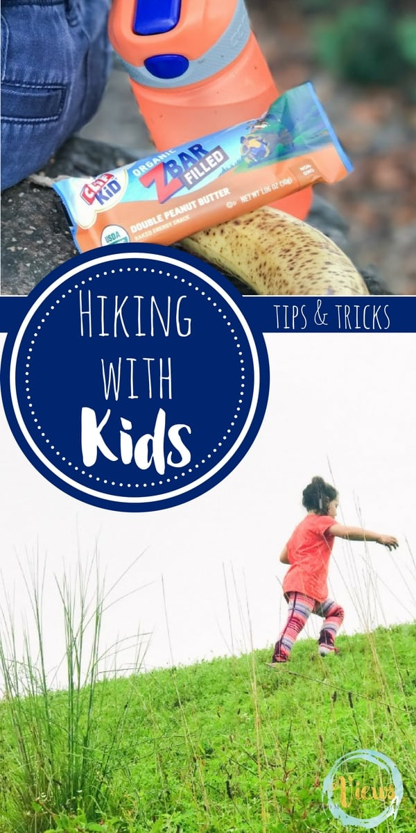 Tips for hiking with kids, what to pack, and how to choose the right location. Plus, a free nature scavenger hunt!