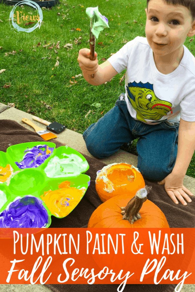 pumpkin painting sensory pin 2