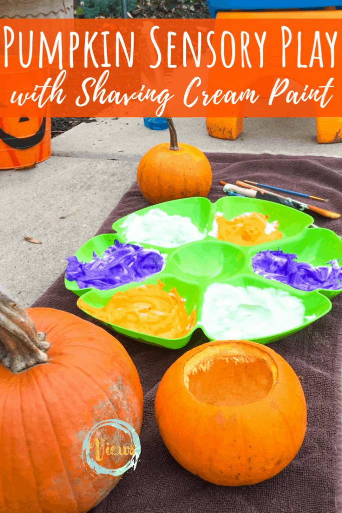 pumpkin painting sensory pin 4