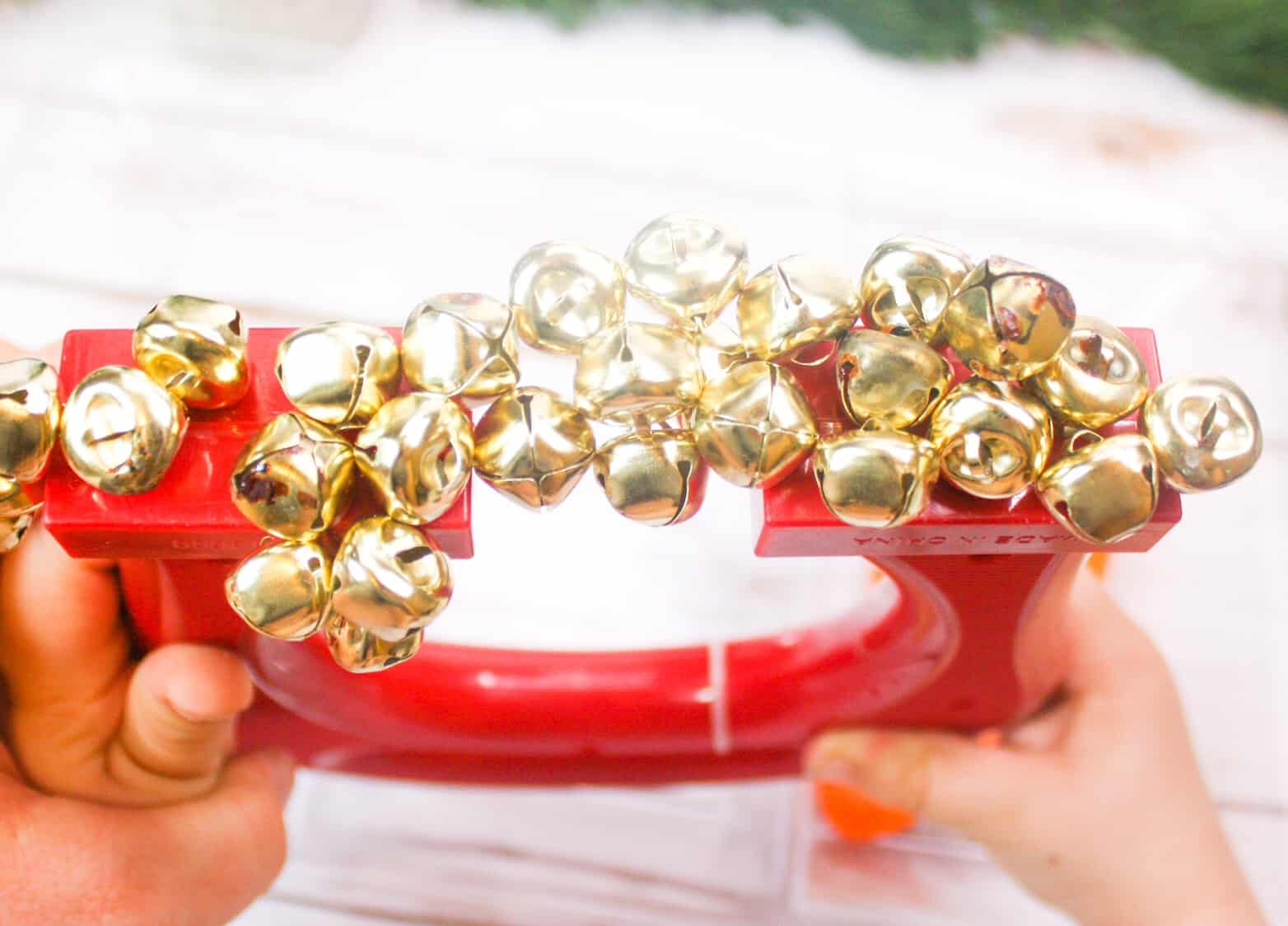 Jingle Bells Activity for Kids: STEM and Fine Motor Fun