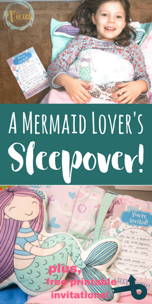 Give the gift of time and connection with a kids sleepover! These coordinating sleeping bag sets are great paired with printable sleepover invitations.