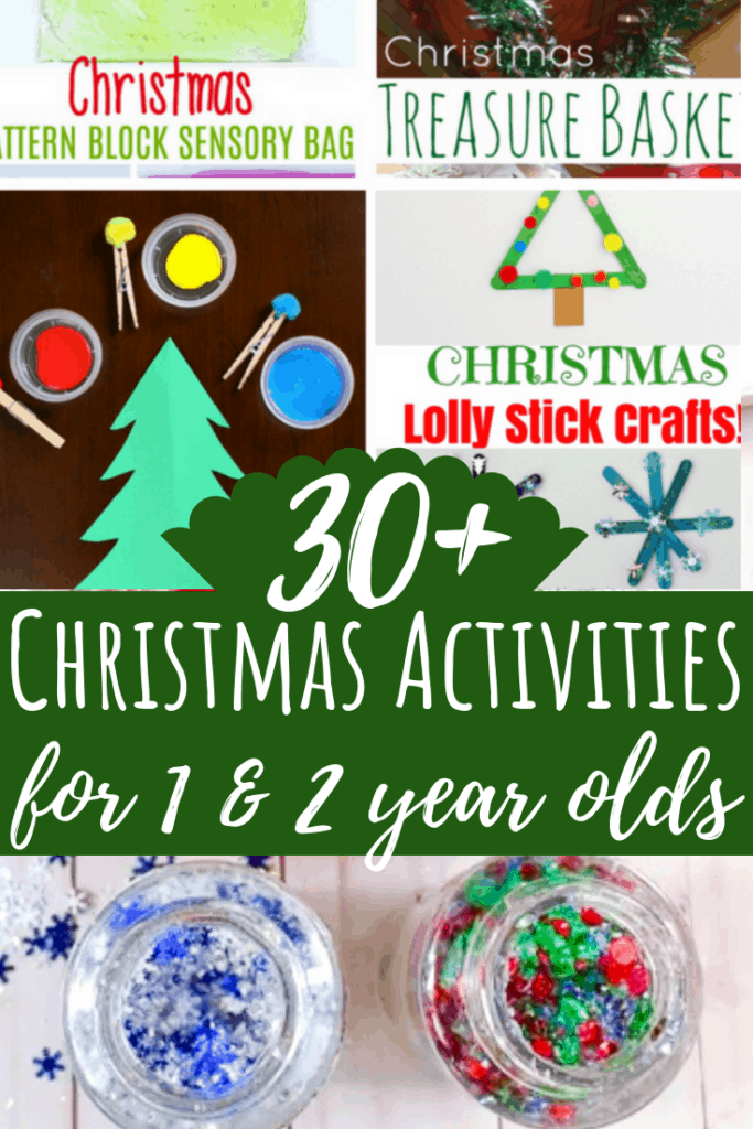 christmas activities 1 year olds 2