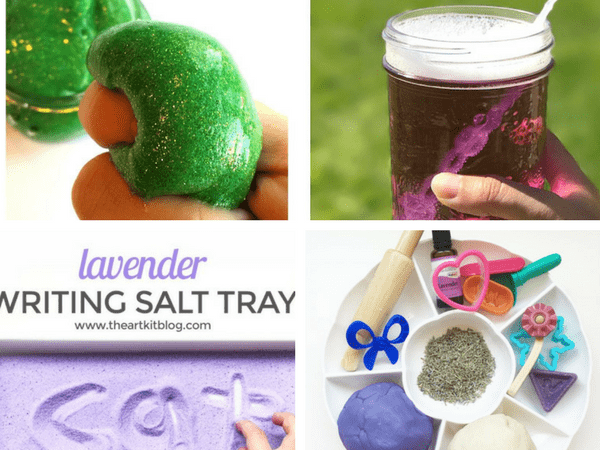 17 Activities Scented with Essential Oils for Kids