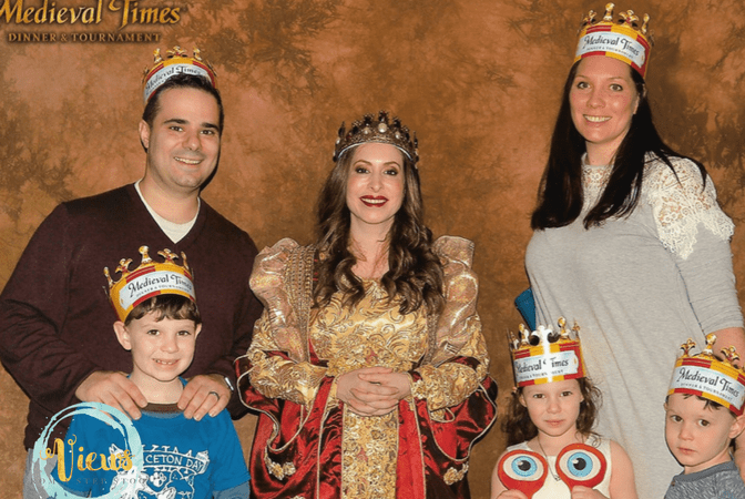 Medieval Times Review + 4 Pack Ticket Giveaway