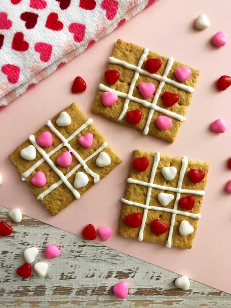 This Valentine's Day treat is simple to make and fun to play with! Perfect for a Valentine's Day party or an after-school snack.
