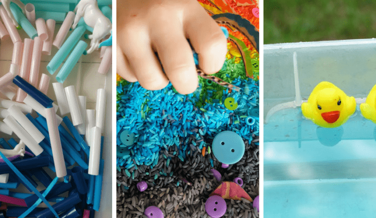 30+ Summer Activities for 1 Year Olds and Toddlers