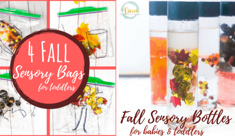 15+ Fall Activities for 1 Year Olds and 2 Year Olds