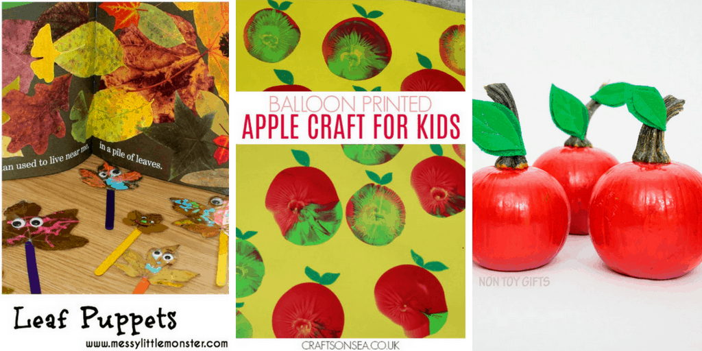 fall activities for 1 year olds art 1