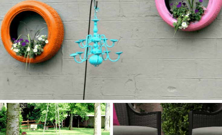 9 Awesome Ways to Upcycle a Tire