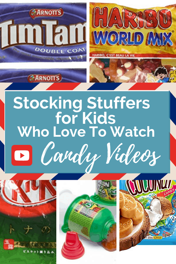 Stocking Stuffers for Kids who like unboxing and candy pin 5