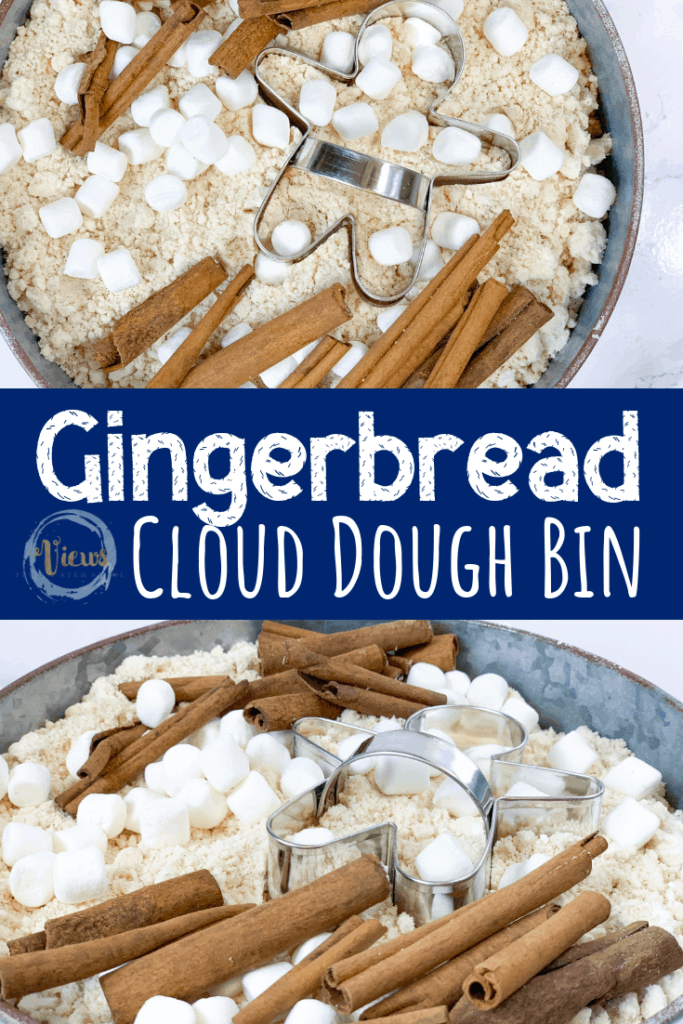 gingerbread cloud dough sensory pin 1