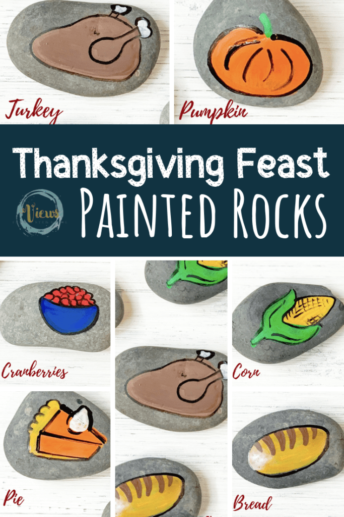 thanksgiving painted rocks pin 2