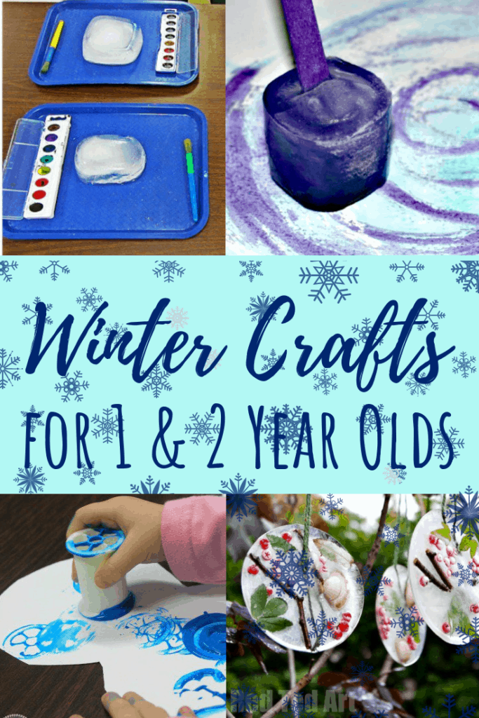 Winter Activities For 1 Year Olds Crafts Sensory Amp Fine