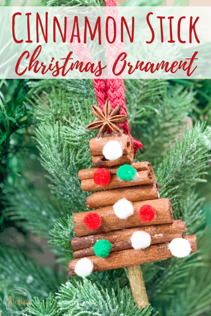 cinnamon stick ornament pin 1