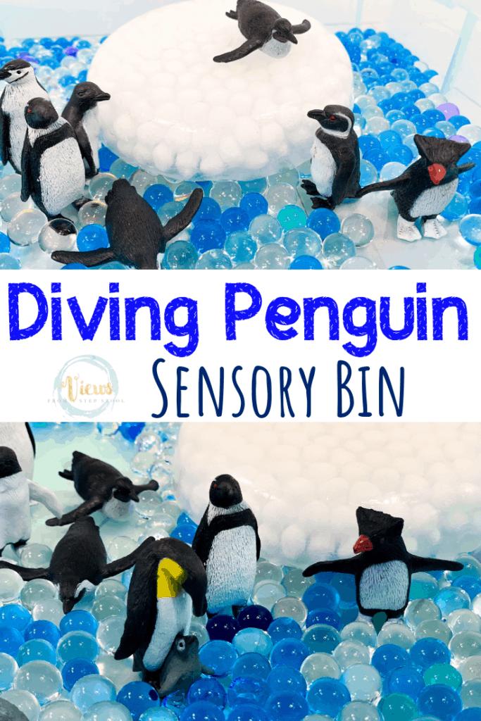 penguin sensory bin pin 1