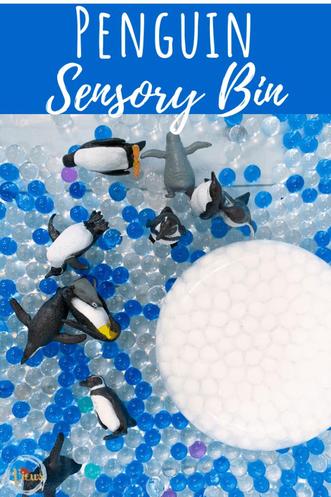 penguin sensory bin pin 2