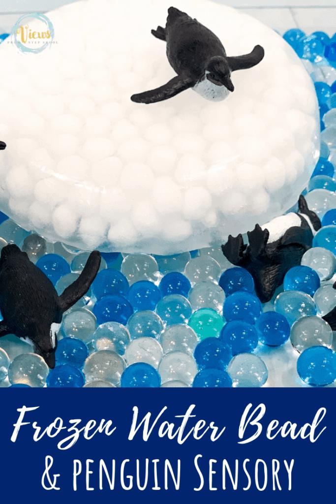 penguin sensory bin pin 3