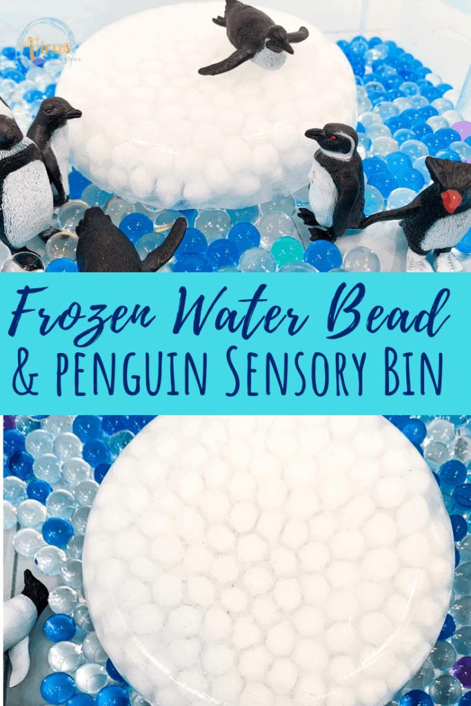 penguin sensory bin pin 4