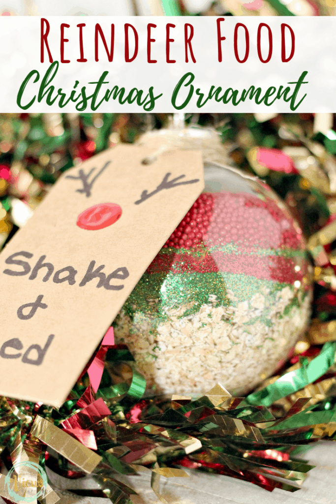 reindeer food ornament pin 1
