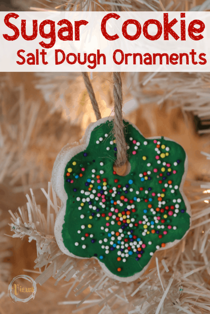 sugar cookie salt dough ornaments pin 2