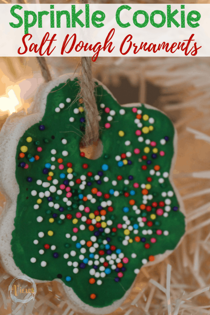 sugar cookie salt dough ornaments pin 4