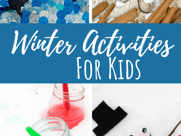 Simple and Fun Winter Activities for Kids