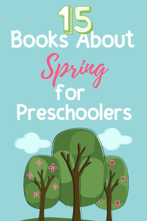 books about spring for preschoolers pin 1