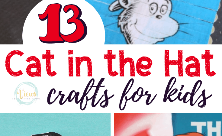 13 Awesome Cat in the Hat Crafts