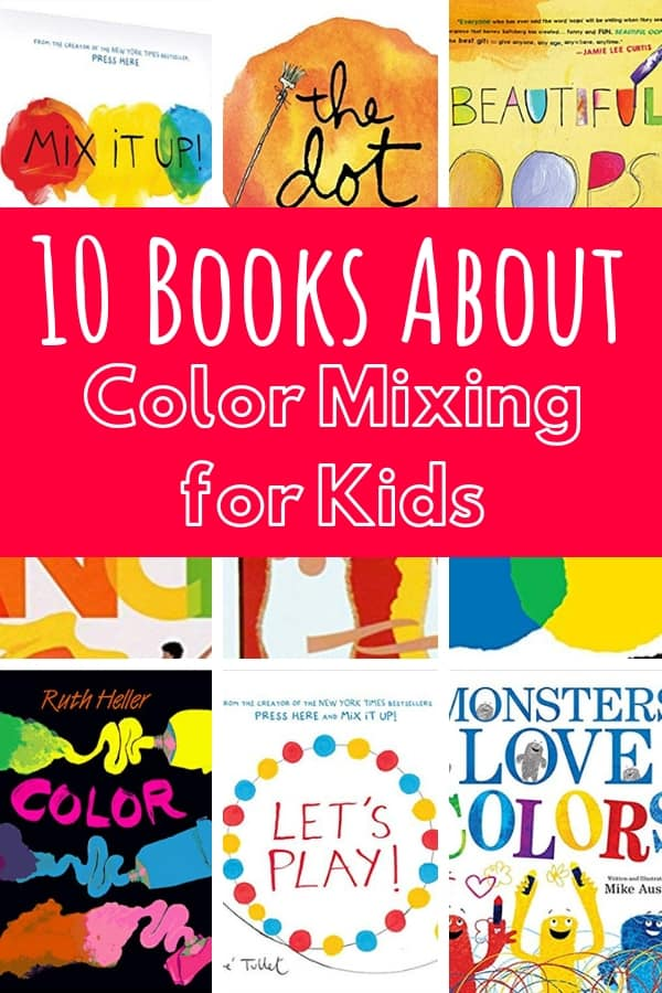 Coloring for Kids color mixing kids : 10 Simple Color Mixing Activities for Kids plus Books to Read ...